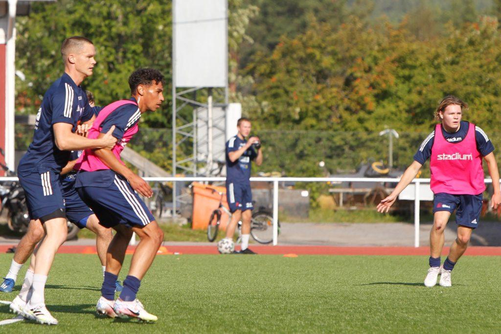 """Persson: """"Vill göra så många mål som möjligt"""" 1"""
