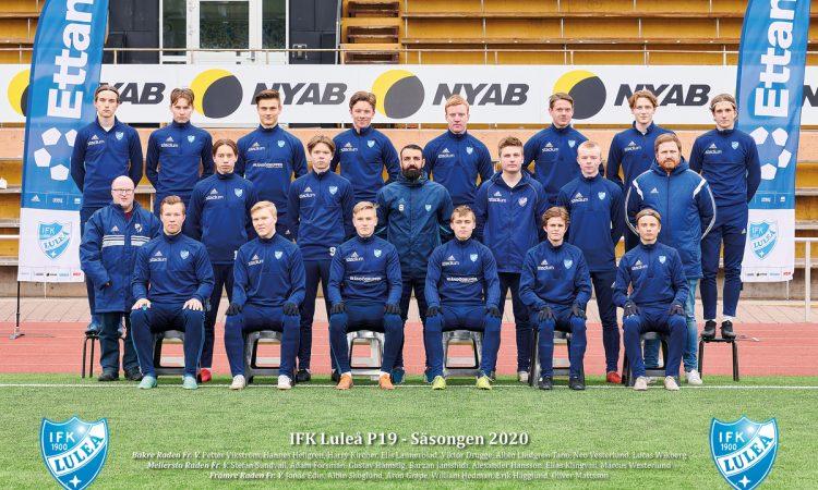 IFK Luleå - P19