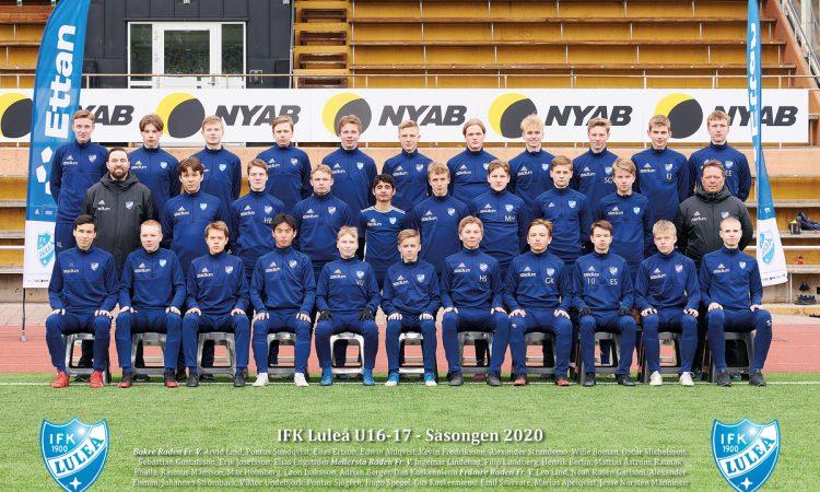 IFK Luleå - U16-17