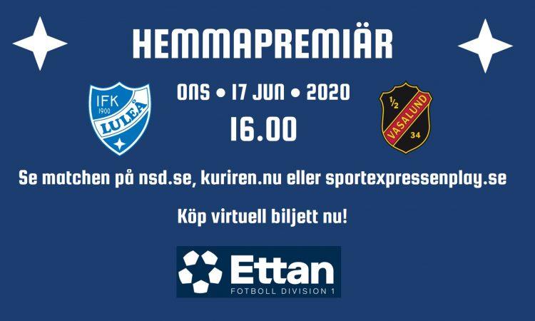 IFK-Vasalund-nyhet