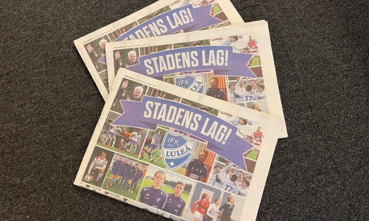 IFK tidningen